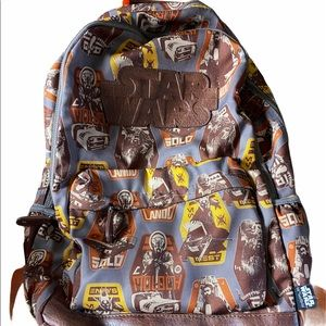 Star Wars Backpack/ Carry-on